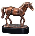 Lipizzaner Stallion Resin Trophies