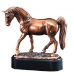 Tennessee Walker Resin Trophies