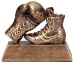 Boxing Resin Resin Trophies