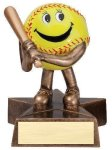 Little Buddy -Softball Resin Trophies