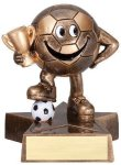 Little Buddy -Soccer Resin Trophies