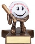 Little Buddy -Baseball Resin Trophies