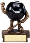 Lil'Buddy Billiards Award Resin Trophies