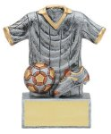 Soccer Jersey Resin Trophies