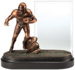 Football Championship Award Resin Trophies