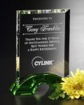 Greenbury Emerald Rectangle Sales Awards