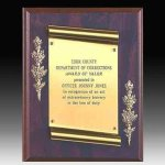 Scroll Plaque Secretary Gifts