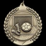 M Series Sculptured Medal Soccer Soccer Trophies Awards