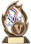 Flame Series -Second Victory Trophy Awards