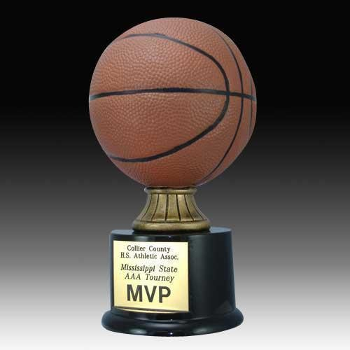 Color Mini Basketball Trophy Trophies